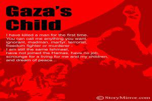 Gaza's Child.