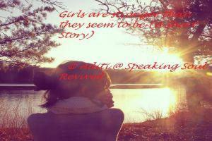 Girls Are Stronger Than They Seem To Be