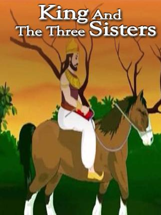 King And The Three Sisters