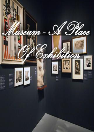 Museum - A Place Of Exhibition