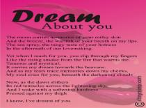 Dream About You.