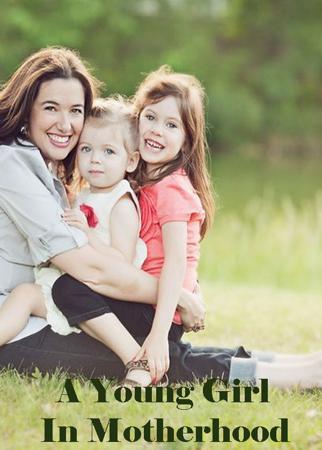 A Young Girl In Motherhood