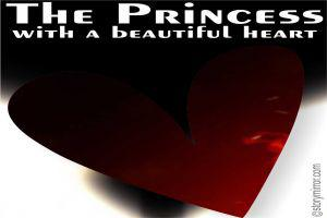 The Princess With A Beautiful Heart