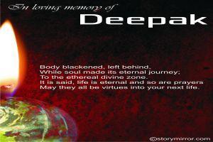 In Loving Memory Of 'Deepak'