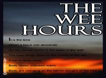 The Wee Hours