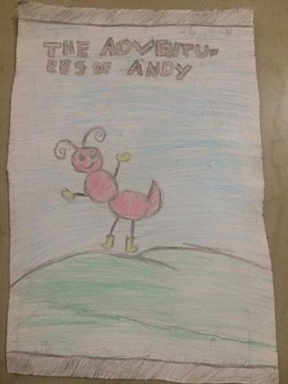 The Adventures Of Andy The Ant
