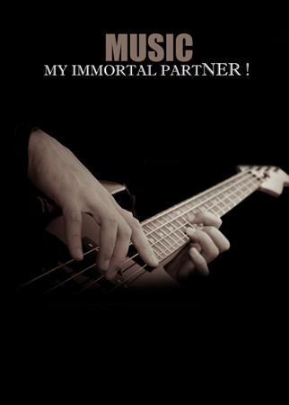 MUSIC - MY IMMORTAL PARTNER !