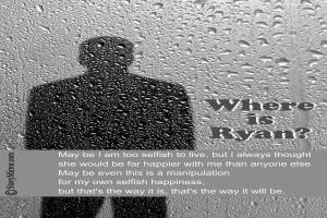 Where Is Ryan?