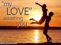 """My Love"" Awaiting You"