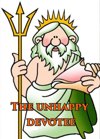 The unhappy devotee