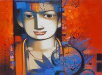 अर्पण कुमार की 'स्त्री-नदी' कविता  श्रृंखला में बारह कविताएँ