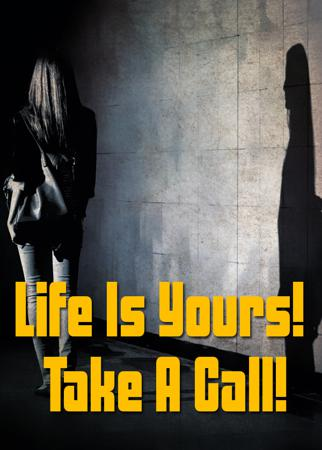 Life Is Yours! Take A Call!
