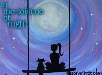 In The Solitude Of Night