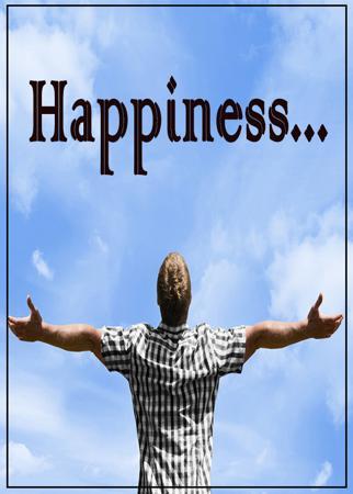 Happiness......