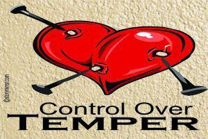 Control Over Temper