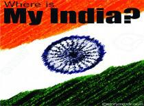 Where Is My India