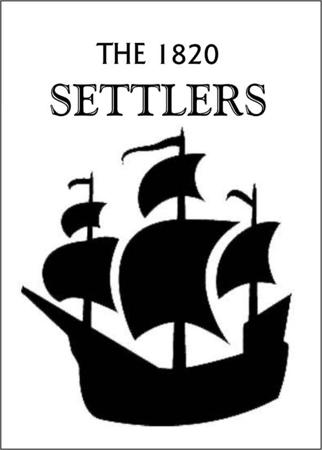 THE 1820 SETTLERS