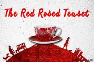 The Red Rosed Teaset