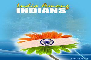 India Among Indians