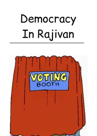Democracy In Rajivan