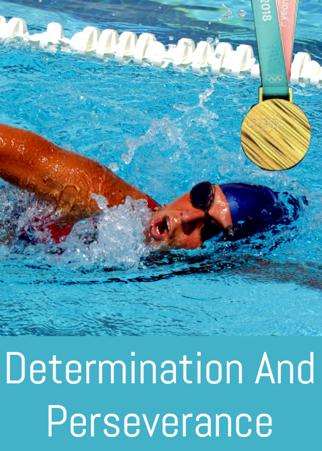 Determination And Perseverance