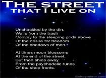 The Street That I Live On
