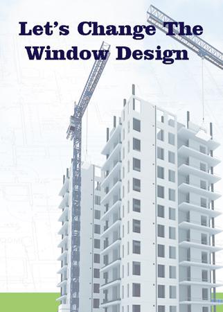 Let's Change The Window Design