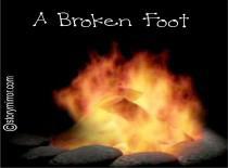 A Broken Foot