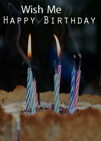Wish Me Happy Birthday