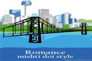Romance, Mishti Doi Style!