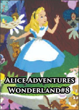 Alice Adventures Wonderland#8