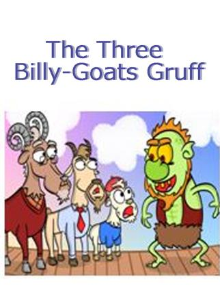 The Three Billy-Goats Gruff