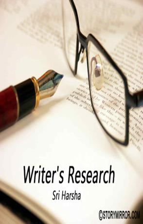 Writer'S Research