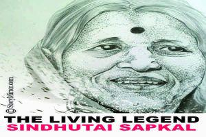 The Living Legend-Sindhutai Sapkal