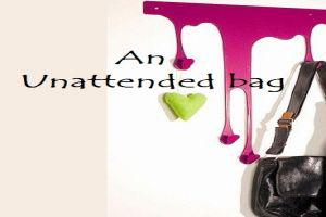 An Unattended Bag