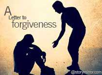 A Letter To Forgiveness